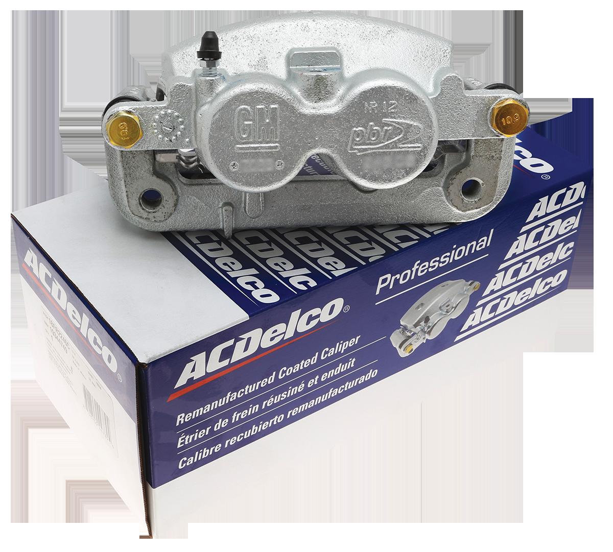 ACDelco 19364179 Professional Disc Brake Caliper 1 Pack
