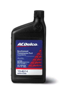 Acdelco Canada Syncromesh Transmission Fluid