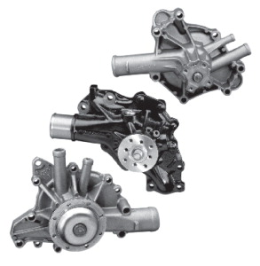 Acdelco Canada Water Pumps