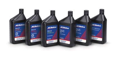 Acdelco Canada Engine Oils