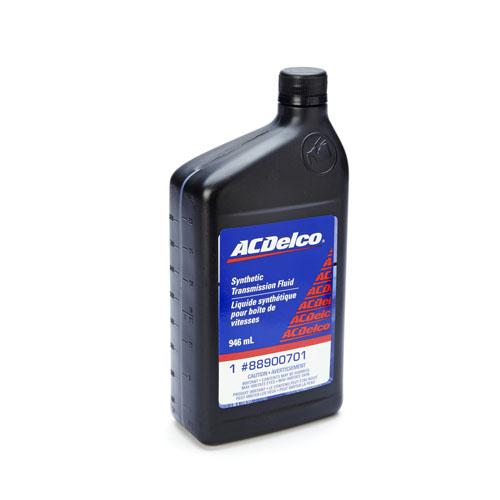Ac Delco Battery Warranty >> ACDelco Canada • OE Synthetic Transmission Fluid